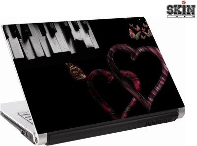 142Skin twohearts Vinyl Laptop Decal 15.6