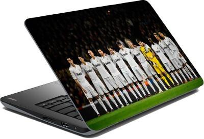 Posterhunt SVshi1139 FC Real Madrid Players Laptop Skin Vinyl Laptop Decal