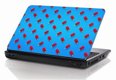 BSEnterprise Ice Cream 15.6 inch Laptop Notebook Skin Sticker Cover Art Decal Fits 13.3