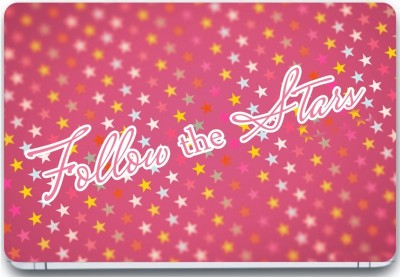 Trendsmate Follow the Stars 3M Vinyl and Lamination Laptop Decal 15.6