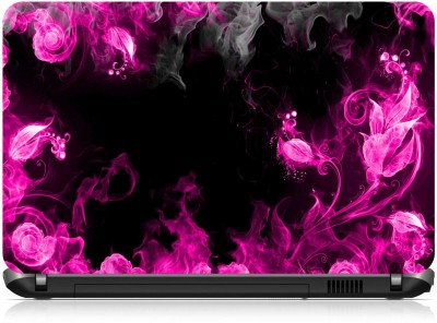 NG Stunners Smoked Leafes326 Vinyl Laptop Decal