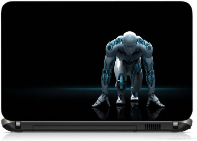 VI COLLECTIONS I ROBOT PRINTED VINYL Laptop Decal 15.6