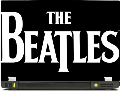 Skinkart The Beatles Logo Vinyl Laptop Decal 13.3