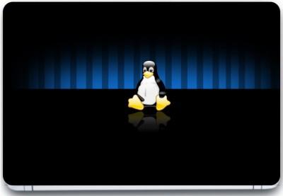 Trendsmate Penguin 3M Vinyl and Lamination Laptop Decal 15.6