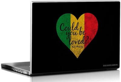Bravado Bob Marley Could You Be Loved Vinyl Laptop Decal 15.6
