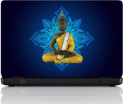 MGN Buddha Peace of Mind Vinyl Laptop Decal