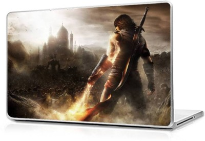 Automers Skin of Prince of Percia - Reusable High Quality 3M Vinyl Laptop Decal 15.6