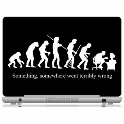 Printland Evolution Ls131817 Vinyl Laptop Decal 13