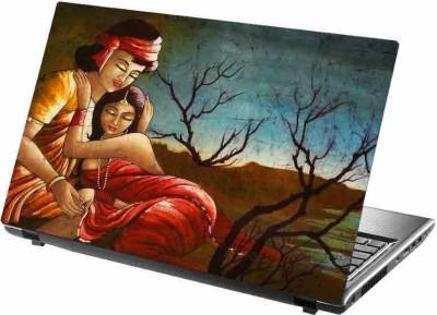 virtual prints romance image with tree digitally printed vinyl Laptop Decal 15