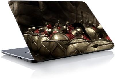 Devendra Graphics Spartan Vinyl Laptop Decal 15.6