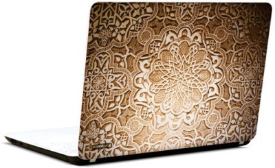 Pics And You Intricate Beauty 3M/Avery Vinyl Laptop Decal 15.6