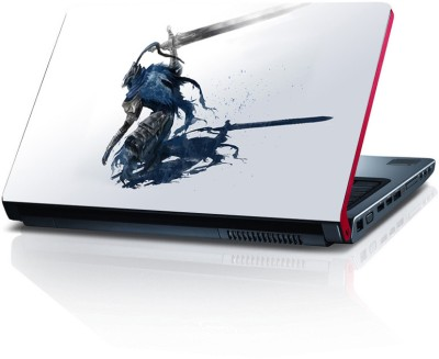 Shopkeeda Dark Souls Vinyl Laptop Decal 15.6