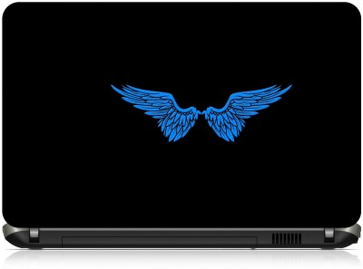 NG Stunners Blue Wing Butterfly 1822 Vinyl Laptop Decal 15.6