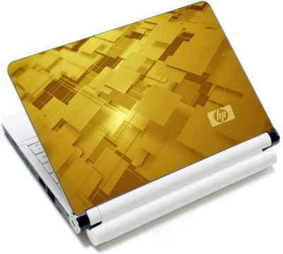 CrazyLiner Golden Stuff Vinyl Laptop Decal 15.6