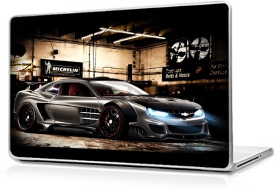 Global Sport Car Vinyl Laptop Decal