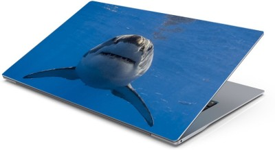 Lovely Collection Shark Vinyl Laptop Decal 15.6