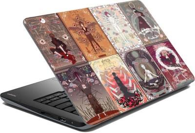 Posterhunt SVPNCA20353 Naruto Laptop Skin Vinyl Laptop Decal 14.1