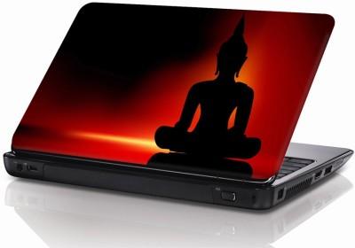 BSEnterprise The shadow of Krishna Vinyl Laptop Decal 15.6
