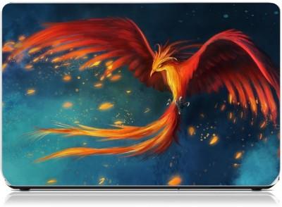 Friendly Formals Phoenix Bird Vinyl Laptop Decal 15.6