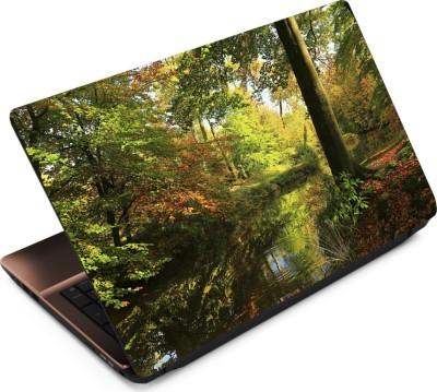 Finest Autumn ATM017 Vinyl Laptop Decal 15.6