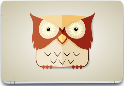 Trendsmate Owl Anime 3M Vinyl and Lamination Laptop Decal 15.6