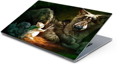 Lovely Collection Fighter king rat Vinyl Laptop Decal