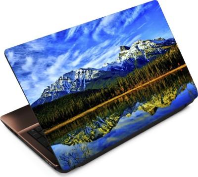 Finest Mountain Lake ML3 Vinyl Laptop Decal 15.6