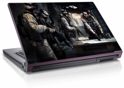 Moneysaver Battlefield 3 Concept Art Vinyl Laptop Decal