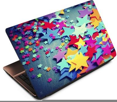Anweshas Paper Star Vinyl Laptop Decal 15.6