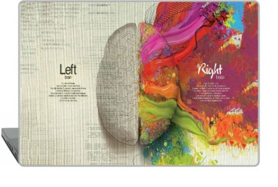 Digitek World Skin of Brain High Quality 3M Vinyl Laptop Decal 15.6