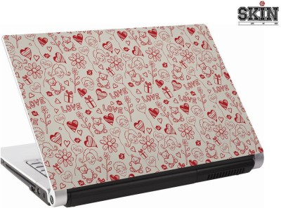 142Skin lovedesign Vinyl Laptop Decal