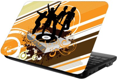 Printland Dance Vinyl Laptop Decal 13