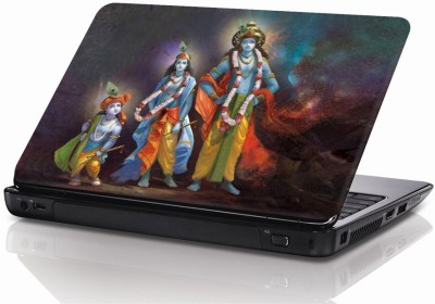 BSEnterprise Krishna Life Cycle Our laptop skins Vinyl Laptop Decal 15.6
