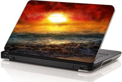 Swati Graphics SGLS031 Ocean Vinyl Laptop Decal