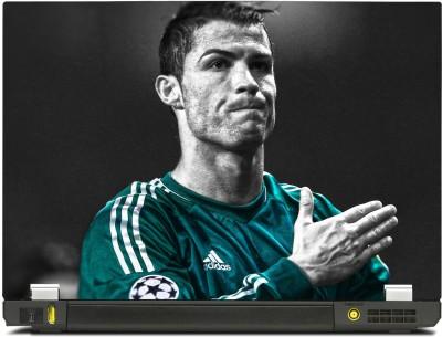Skinkart Christiano Ronaldo Vinyl Laptop Decal 12.1