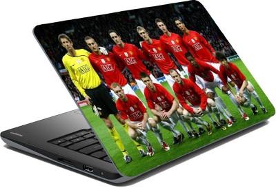 Posterhunt SVshi1275 FC Manchester United Laptop Skin Vinyl Laptop Decal 14.1