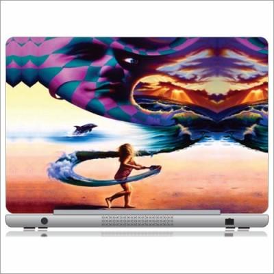 Printland Vinyl Laptop Skin LS133996 Vinyl Laptop Decal 13