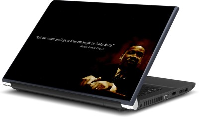 Artifa Martin Luther King Quote Vinyl Laptop Decal