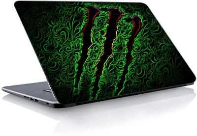 Devendra Graphics Monsters Vinyl Laptop Decal