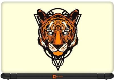 Ownclique Lion Creative Art Vinyl Laptop Decal 13.3