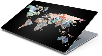 Lovely Collection different currencies Vinyl Laptop Decal 15.6