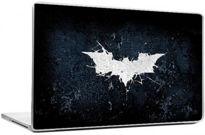 Wil Factory Batman Splashed Skin Vinyl Laptop Decal