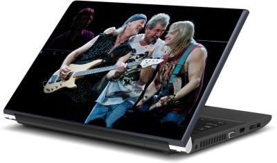 Artifa Deep Purple Classic Rock Vinyl Laptop Decal 15.6