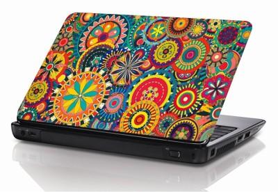 BSEnterprise Colorfull Art Vinyl Laptop Decal