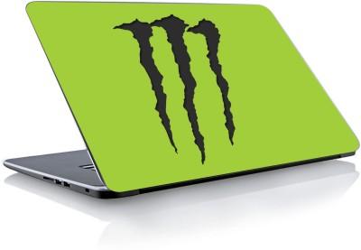 Devendra Graphics Monster Type 3 Vinyl Laptop Decal 15.6