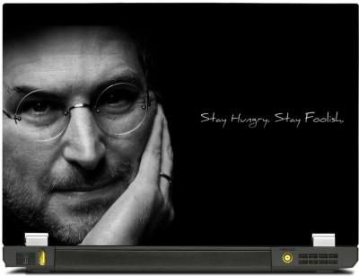 Skincentral Skinkart Steve Jobs Classic Vinyl Laptop Decal 15.6