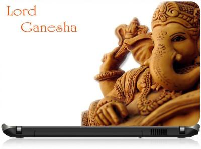 NG Stunners Lord Ganesha Abstract 2041 Vinyl Laptop Decal
