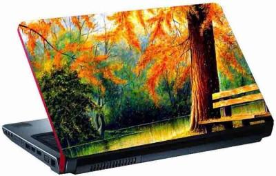 virtual prints nature with tree digitally printed vinyl Laptop Decal 15
