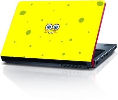 Shopkeeda Sponge Bob Vinyl Laptop Decal 15.6