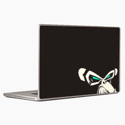 Theskinmantra Monkey Business Laptop Decal 14.1
